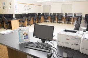 computer room 16