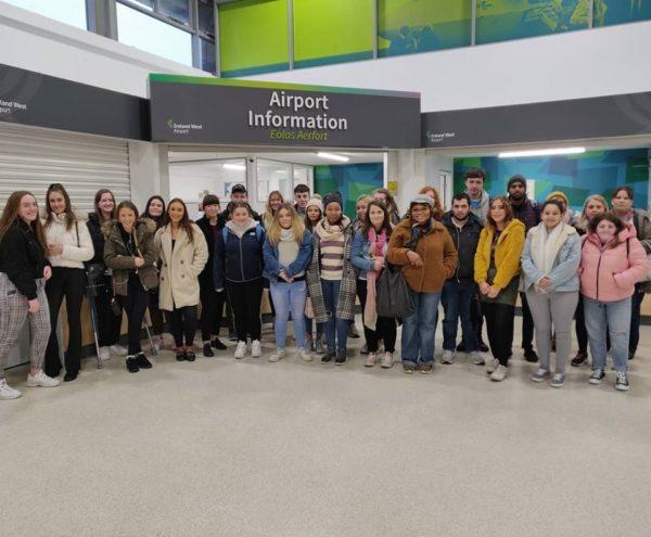 Tourism Class - Knock Airport