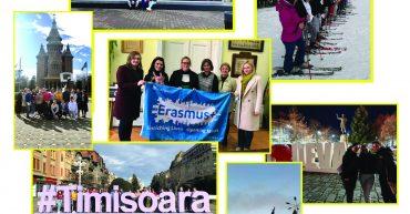Collage of Timisoara, Romania